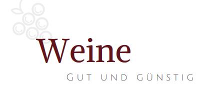 weine-gut-und-guenstig.de-Logo