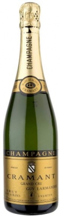 Champagne Cramant Grand Cru Guy Larmandier