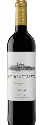 Rioja Crianza DO - 2015 - Heredad Ugarte