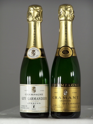 Champagne 1er Cru Guy Larmandier 0,375l