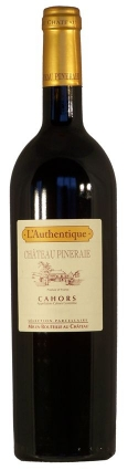 Cahors AC L'Authentique 2010 Chateau Pineraie