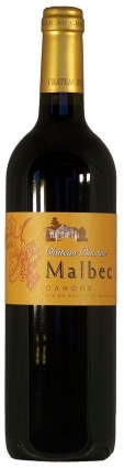 Malbec 2018 Chateau Pineraie Cahors AC