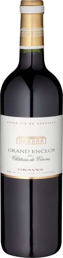 Grand Enclos du Chateau de Cérons Graves Rouge 2007